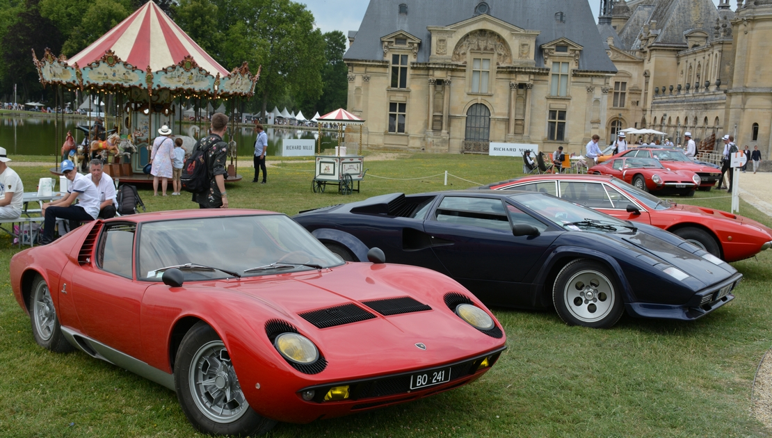 Chantilly Arts et Elegance Richard Mille : Succès Populaire