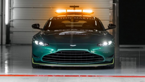 Aston Martin : La Nouvelle Safety Car 2021 en F1