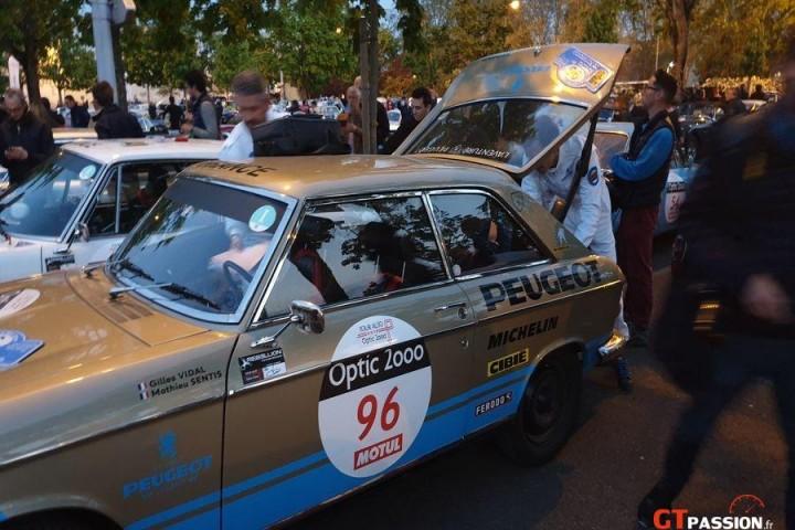 Peugeot 204 coupé 1967