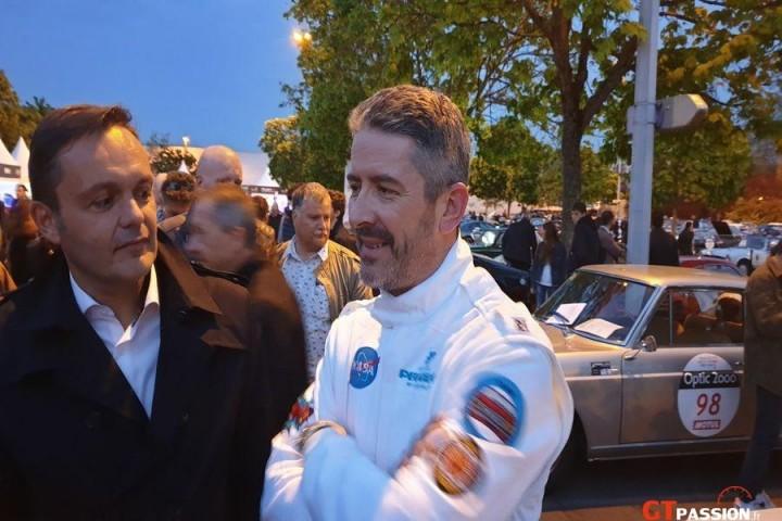 Gilles Vidal (Directeur style Peugeot)