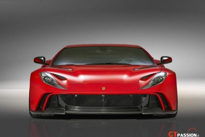 Ferrari 812 Superfast par NOVITEC