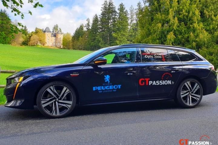 Peugeot 508 SW GT TAO 2019