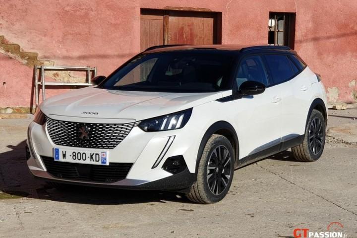 Nouveau Peugeot e-2008