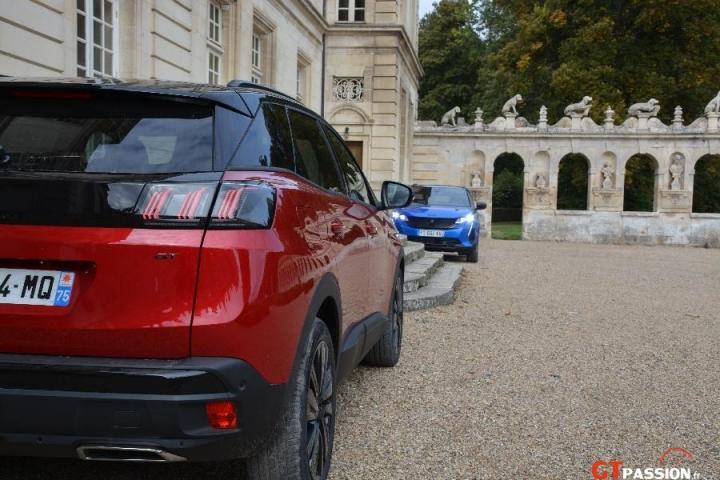 Peugeot 3008 GT Hybrid