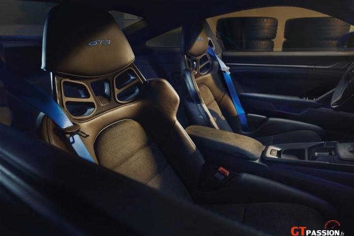 911 GT3 2021