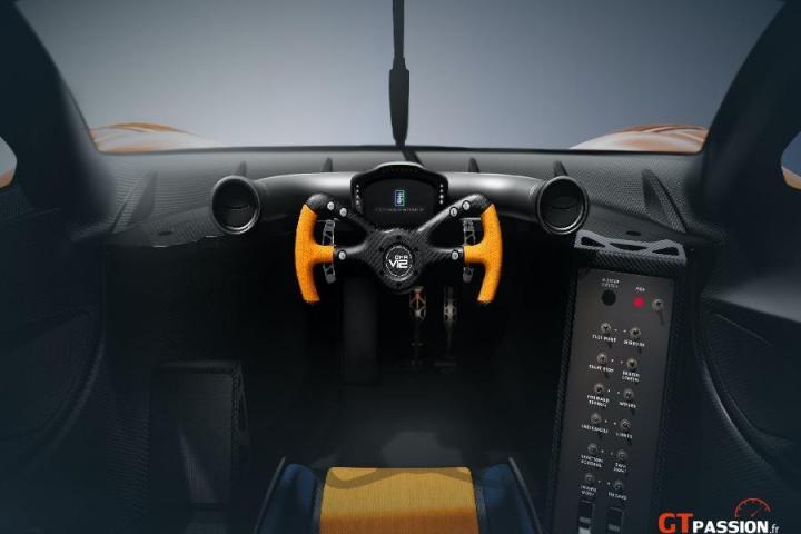 Gordon Murray T50 S Niki Lauda