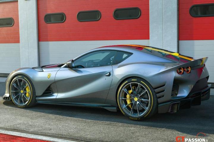 Ferrari 812 Competizione GT